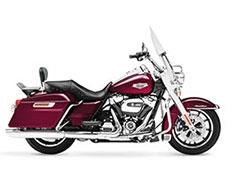 MotorradHarley Davidson Road King
