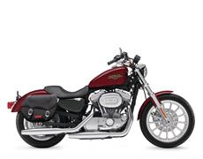 MotorradHarley Davidson Sportster 883