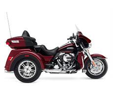 MotorradHarley Davidson Trike