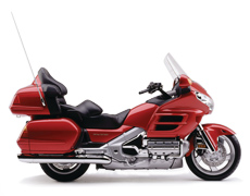 MotorradHonda Goldwing