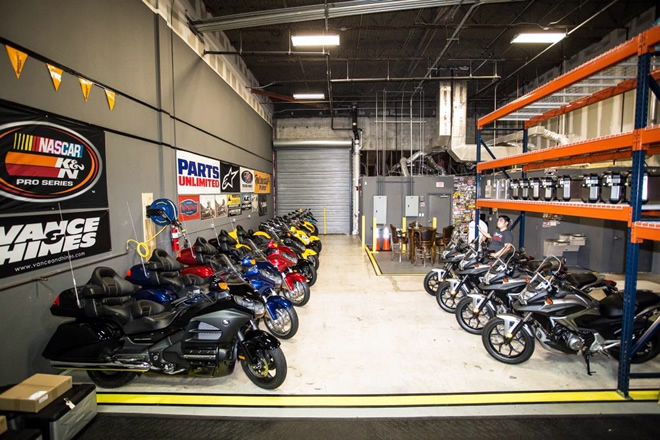 EagleRider Motorrad Station in Miami
