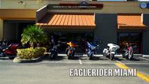 Eagle Rider Annahme Station in Miami
