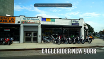 Eagle Rider Annahme Station in New York / Queens