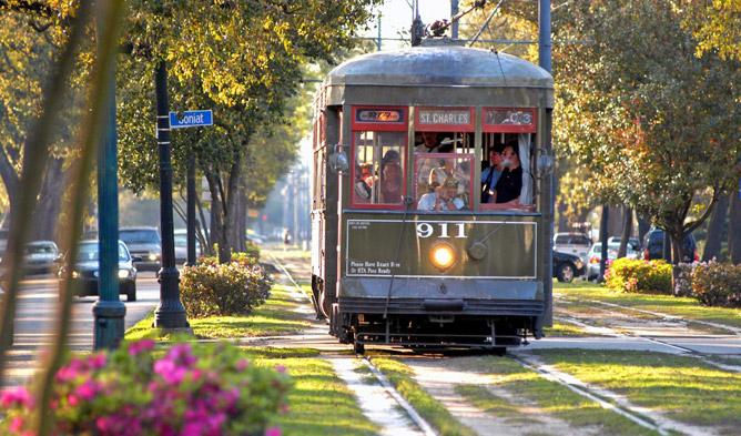 Supercity, Swing & Sun ab New York bis New Orleans