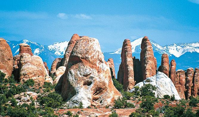 Colorado und die Rocky Mountains (Mai-September)