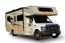 4-Bett-Motorhome (23-28 ft)