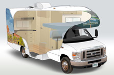 Motorhome Compact Plus C21