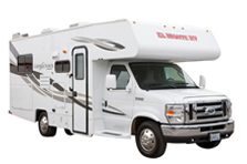 Motorhome C22 (22 ft)