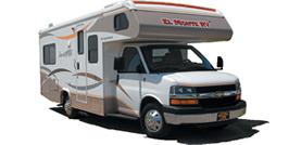 Wohnmobil C25 von El Monte