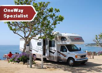 USA Wohnmobile mieten von El Monte