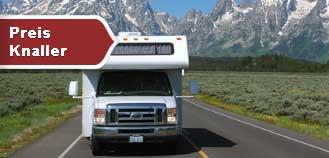 USA Wohnmobile mieten von Mighty Campers