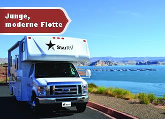 USA Wohnmobile mieten von Star RV