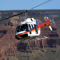 Grand Canyon Helikoper-Flüge