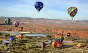Lake Powell Balloon Regatta
