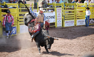 Pikes Peak or Bust Rodeo, Colorado Springs