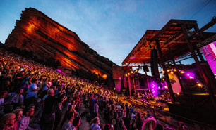 Red Rocks Summer Concert Series, Denver