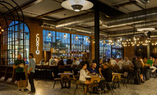 Denver Urban Food Halls