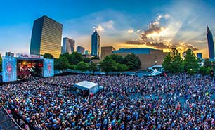 Shaky Knees Music Festival, Atlanta