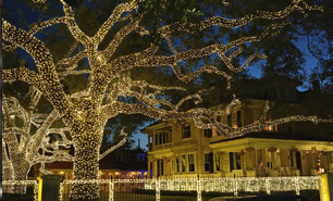 Christmas New Orleans Style