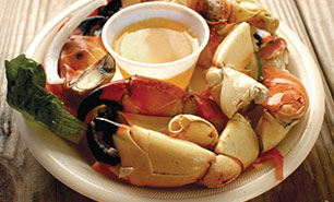 Stone Crab Festival in Naples