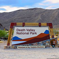 Death Valley Tour