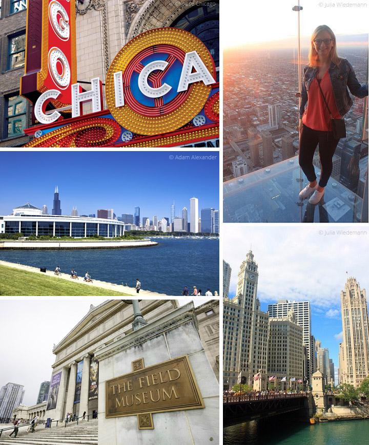 Chicago-Sightseeing: Wolkenkratzer, Musik, Shopping & Co.