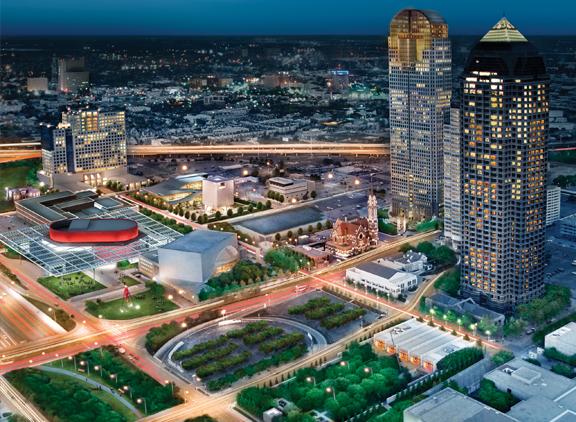 West End Village Dallas Restaurants