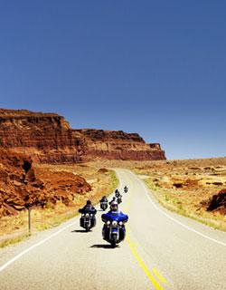 Geführte Motorrad-Touren
