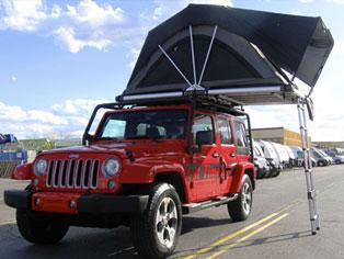 Jeep Explorer von Best Time RV