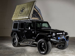 Jeep Highroller von Best Time RV