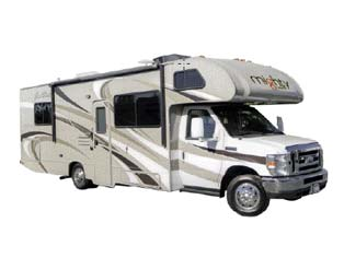 Motorhome M28 (27-29ft) von Mighty Campers