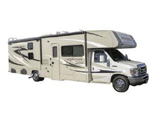 Motorhome MS31 (31-32ft) von Mighty Campers