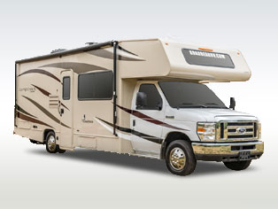 C27 SlideOut (25-27 ft) von Road Bear RV